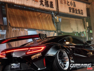 Honda NSX 2016 Liberty Walk