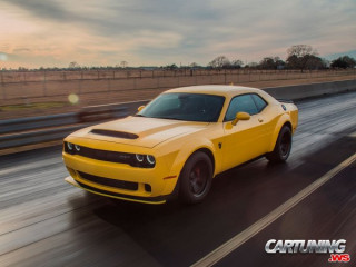 Dodge Challenger Demon by Hennessey