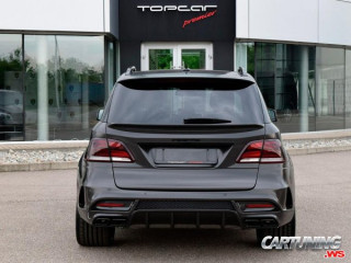 Tuning Mercedes-Benz GLE 63 S AMG W166