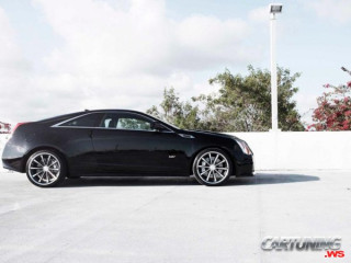 Tuning Cadillac CTS-V Coupe 2008