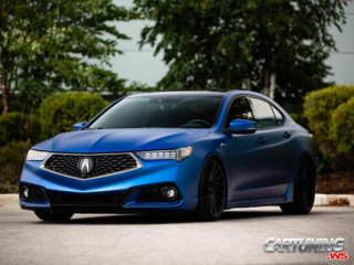 Tuning Acura TLX 2019