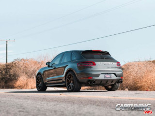 Tuning Porsche Macan Turbo