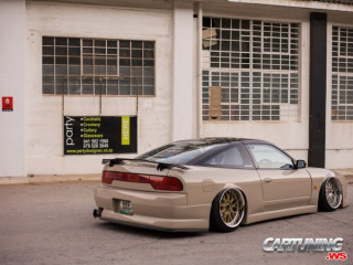 Tuning Nissan 200SX