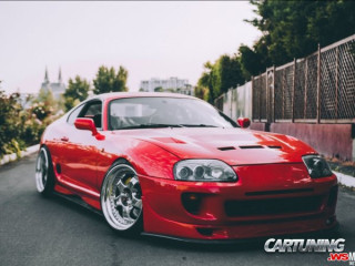 Modified Toyota Supra