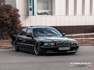 Bmw 7 E38 Cartuning Best Car Tuning Photos From All The World
