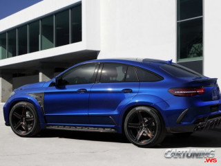 Modified Mercedes-Benz GLE63 AMG Coupe C292