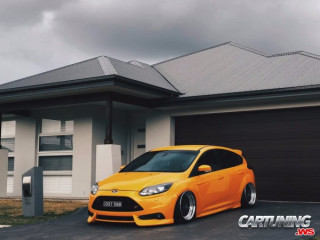 Tuning Ford Focus ST 2013
