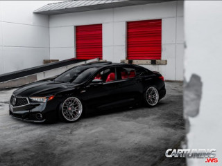 Tuning Acura TLX 2017