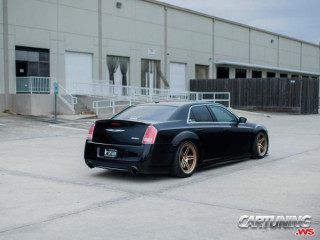 Tuning Chrysler 300 SRT8 2017