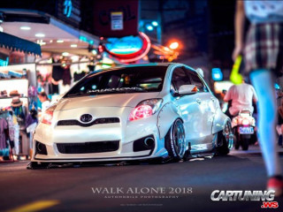 Toyota Yaris Widebody