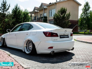 Tuning Lexus IS 300 XE20