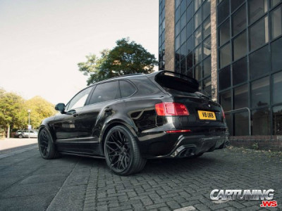 Tuning Bentley Bentayga