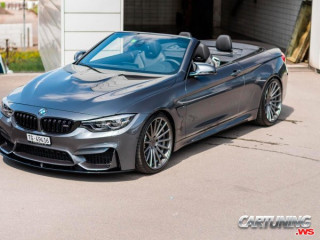 BMW M4 Convertible F83 on Air