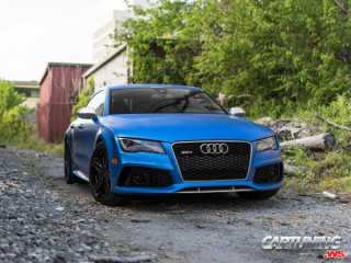 Tuning Audi RS7