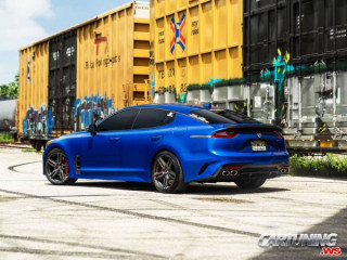 Modified Kia Stinger