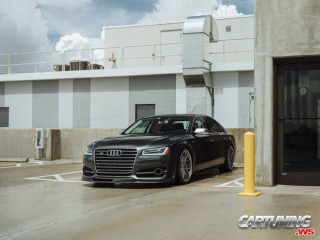 Tuning Audi A8 D2 D3 D4 D5 Modified Tuned Custom Stance