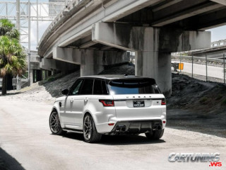 Tuning Range Rover Sport by Urban