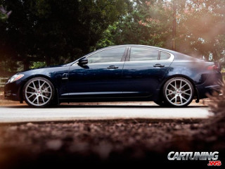 Tuning Jaguar XF 2011