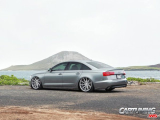 Audi A6 C7 Airlift