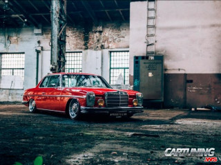 Tuning Mercedes-Benz 250C Coupe W114