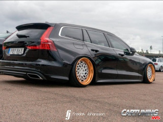 Volvo V90 on Air