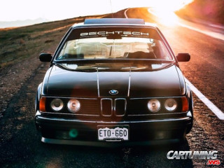 BMW 635CSi E24 on Air