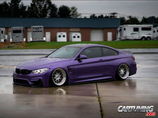BMW M4 F82 on Air