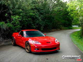 Tuning Chevrolet Corvette C6