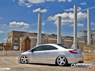 Tuning Honda Civic Si Coupe 2010
