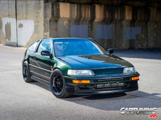 Modified Honda CRX
