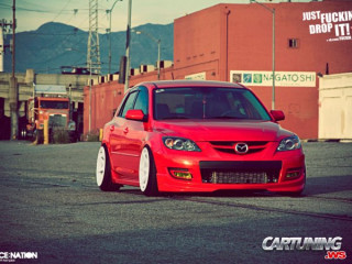 Tuning Mazdaspeed 3