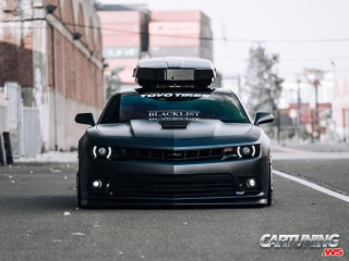 Chevrolet Camaro 2015 on Air