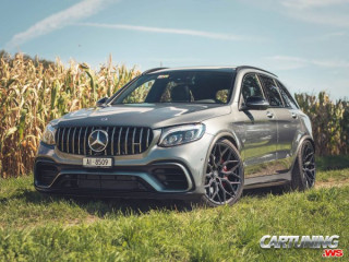 Tuning Mercedes-Benz GLC 63 AMG
