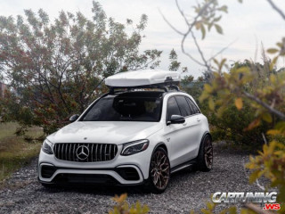 Tuning Mercedes-Benz GLC 63 by Renntech