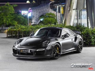 Tuning Porsche 911 Turbo S 991 2015