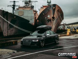 Tuning Audi A4 B5 B6 B7 B8 Modified Tuned Custom Stance