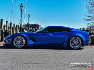 Tuning Chevrolet Corvette Z06 C7 2018