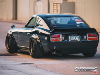 Datsun 240Z S30 Turbo