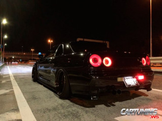 Nissan Skyline GT-R R34 Wide body