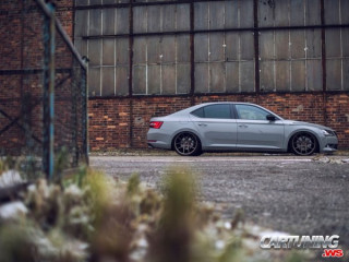 Tuning Skoda Superb B8