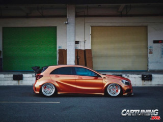 Mercedes-Benz A45 AMG W176 Wide body