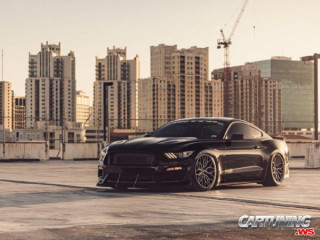 Tuning Ford Mustang GT 2017