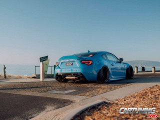 Subaru BRZ wide body