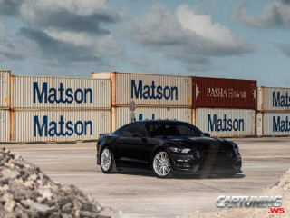 Tuning Ford Mustang GT 2015