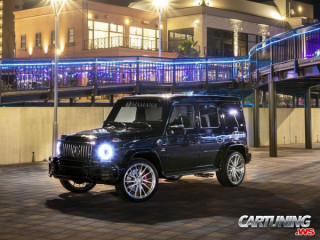 Tuning Mercedes-Benz G63 W464 2019