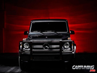Tuned Mercedes-Benz G63 AMG W463