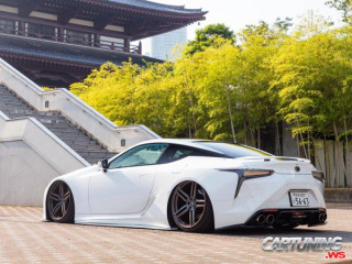 Lexus LC 500 on Air