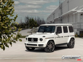Tuning Mercedes-Benz G550 W464