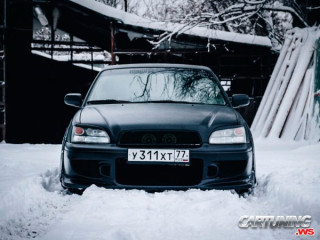 Tuning Subaru Legacy BE