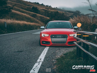 Audi S5 Coupe Airlift
